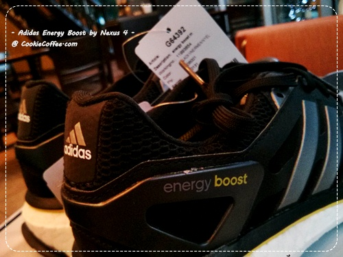Adidas Energy Boost Review : ??????????????? ???????