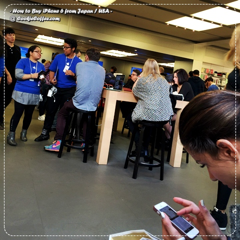 apple-store-5th-avenue-new-york-usa-staff-girl-test-genius-bar-iphone-6-plus