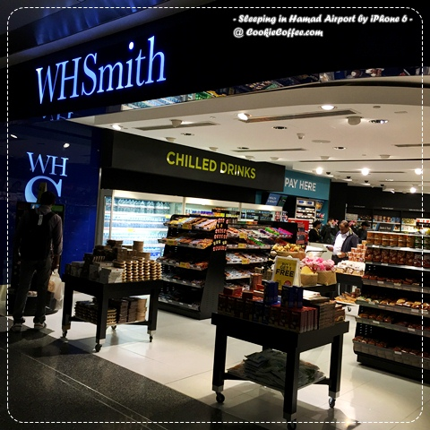 sleeping-in-hamad-airport-qatar-doha-review-iphone-6-plus-whsmith