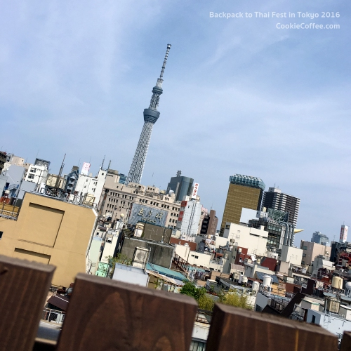 enaka-asakusa-hostel-tokyo-skytree-rooftop-review-new-cheap-april-2016