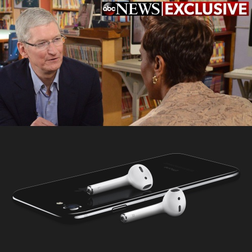 airpods-drama-review-problem-fall-tim-cook-dance-bluetooth-abc-iphone-7-plus-strap-interview