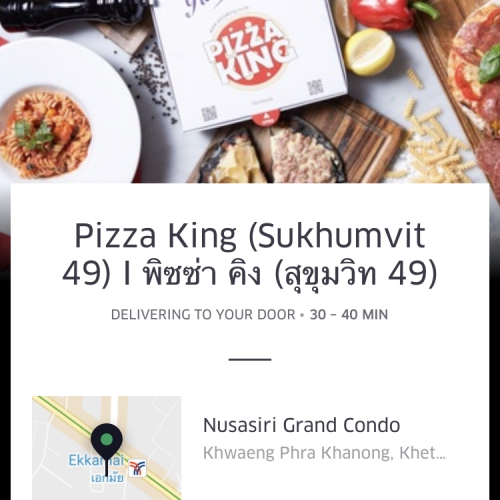 ubereats-review-free-food-promocode-bangkok-thailand-pizza-king-delivery-150-baht-pasta-menu-ayq3j
