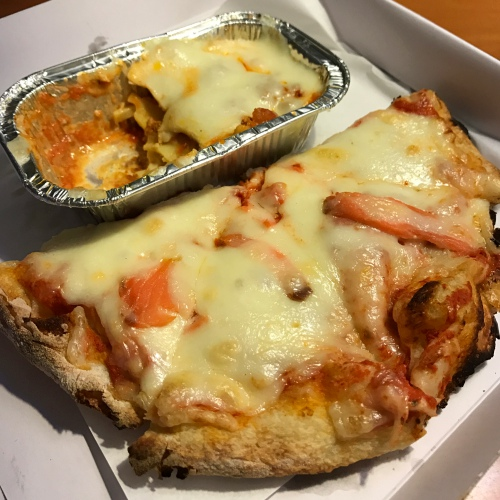 ubereats-review-free-food-promocode-bangkok-thailand-pizza-king-delivery-150-baht-salmon-lasagne