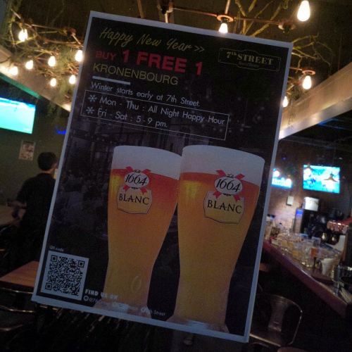 7th-street-review-thonglor-mega-bangna-kronenbourg-draught-buy-1-get-2-free-craftbeer