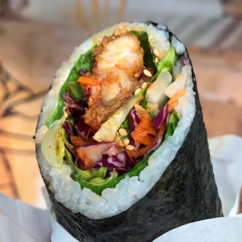 shari-sushi-burrito-central-world-review-free-ubereats-korea-chicken-japan-mexican-maki