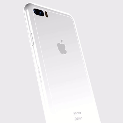 Jet White Concept Design Review Iphone 8 X