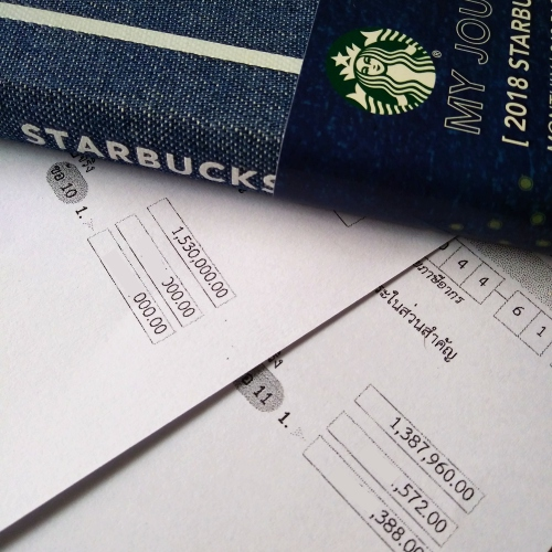 starbucks-planner-2018-review-free-tax-how-to-freelance-blogger-youtuber-passive-income-course