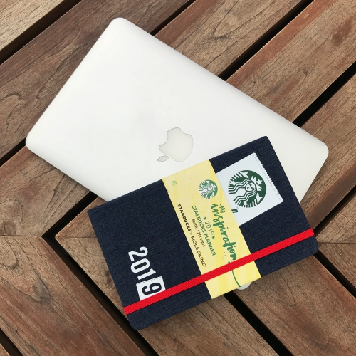 starbucks-thailand-2019-planner-free-review-macbook-go-digital-online-course-seminar