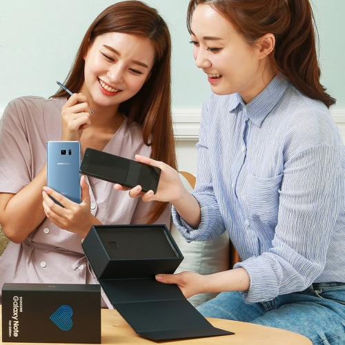 failed-sale-galaxy-note-7r-fe-refurbished-fandom-edition-fire-bomb-again-review-korea-girl