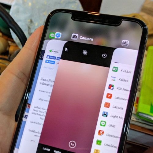 iphone-x-vs-8-plus-no-home-button-control-review-thai-app-notch-cpu-chipset-a11-bionic-camera