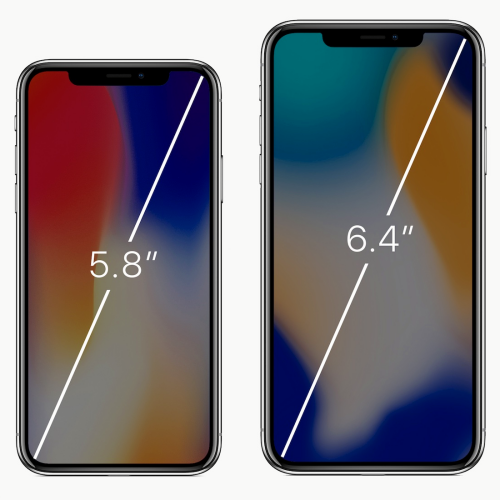 iPhone-X-Plus-2018-bigger-display-compare-review-6-4-inch-successor-xs