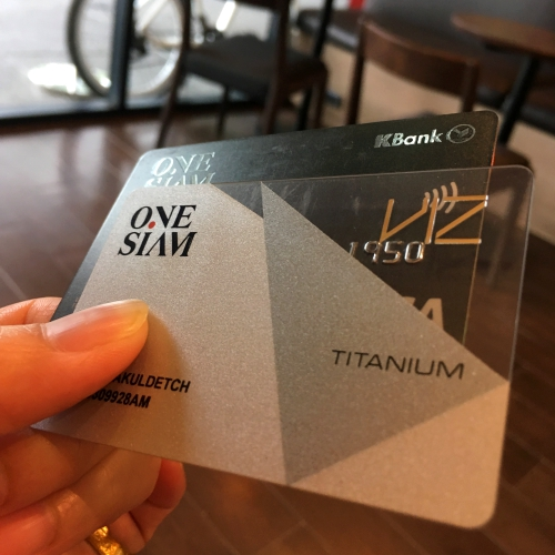 kbank-onesiam-visa-credit-card-review-signature-viz-titanium-iconsiam-paragon-apply