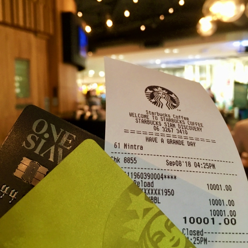 starbucks-gold-rewards-card-onesiam-visa-signature-credit-discovery-iconsiam-miles
