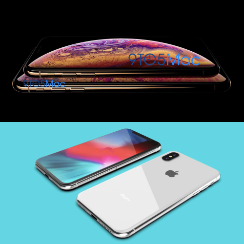 official-leaked-new-gold-colour-iphone-xs-plus-size-compare-wallpaper-download-ios12