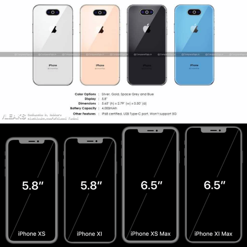 2019-leaked-spec-new-blue-colour-iphone-xi-max-xr2-11-display-triple-camera-video-review