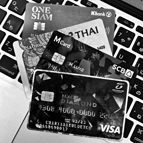 best-flyer-mileage-thai-credit-card-black-diamond-tbank-scb-m-luxe-amex-rop-kbank-onesiam-japan