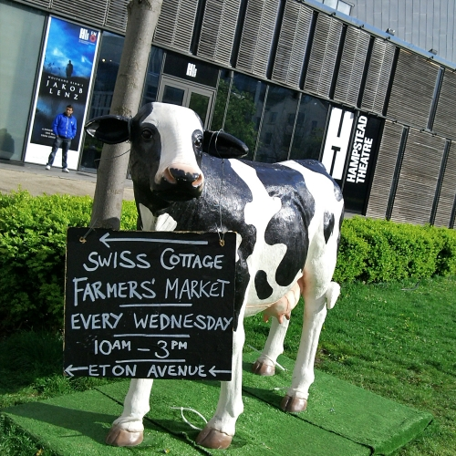 farmer-market-swiss-cottage-uk-london-organic-goodysoap-cow-garden-blue-sky-eton-avenue-tube