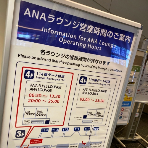ana-business-class-staggered-review-iphone-11-pro-787-9-tokyo-haneda-lounge-buffet-110-114